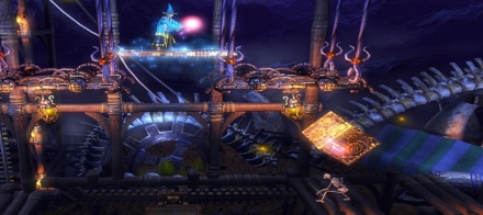 Trine Feature