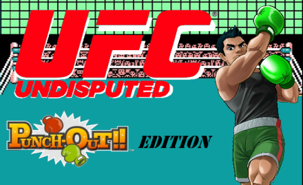 UFC Undisputed Punch-Out Feature