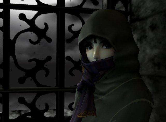 Legend of Zelda Robbed_Figure