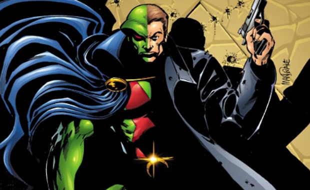Concept Factory: Taking Martian Manhunter In A New Direction ...